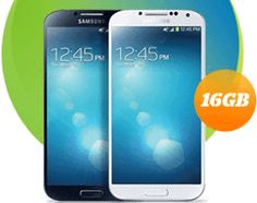 3 Reasons to Buy The New Galaxy S4 From AT