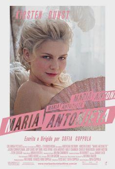 Italian poster for Marie Antoinette