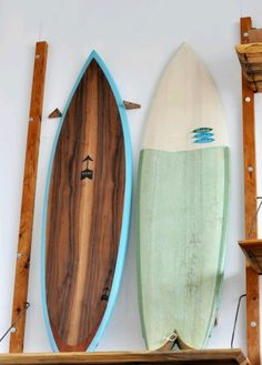 Great surfboards.