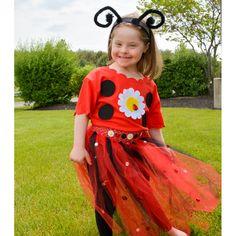 Easy 4 step Lady Bug Tutu - Ladybug costume - Tutorial for Any Tutu You Want To Make!