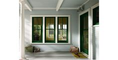 American Farmhouse Porch Example