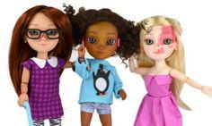 Bonecas com deficiências são lançadas após campanha nas redes sociais por diversidade - Jornal O Globo