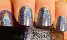Perfect Holographic Nail Polish H7