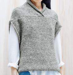 Modèle pull gris Frimas - Modèles Femme - Phildar