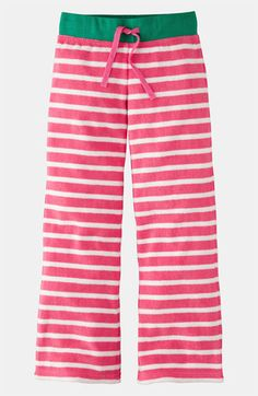 Mini Boden 'Toweling' Pants (Toddler, Little Girls & Big Girls) available at #Nordstrom