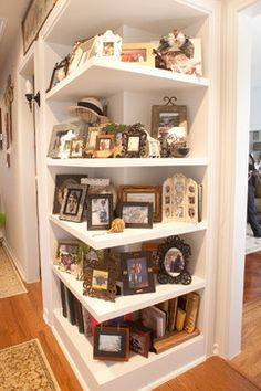Hall Photos Built In Bookcase Design, Pictures, Remodel, Decor and Ideas - page 45