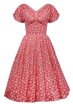 50s Picnic Days Dress #retro #pinup dress