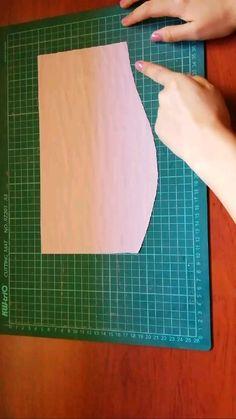 Sewing Basics, Sewing Hacks, Sewing Projects, Sewing Clothes, Diy Clothes, How To Make Clothes, Sewing Studio, Dress Sewing Patterns, Hacks Diy