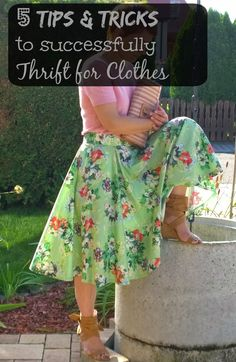 5 (+1) Tips for Thrifting Clothes - I'm gonna pop some tags Part II | Funky Jungle fashion and style blog
