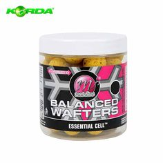 Boilies Essential Cell Balced Wafter 12 mm  - EUR 9.90
