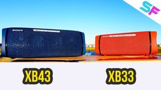 Sony SRS-XB33 vs Sony SRS-XB43 - Extreme Bass Test