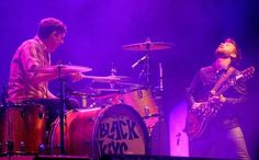 The Black Keys are playing Coachella 2012.