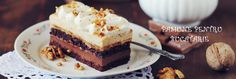 Pasiune pentru bucatarie Mousse, Chocolate Hazelnut, Sweet Life, Tiramisu, Caramel, Dinner Recipes, Sweets, Baking, Ethnic Recipes