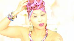 SHOP NOW - African Head Wraps - Head Wraps - Hijab
