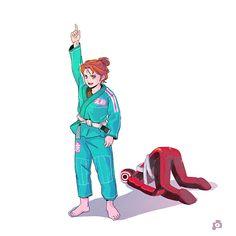 Martial Arts Women, Jiu Jitsu, Pose Reference, Karate, Disney Characters, Fictional Characters, Poses, Disney Princess, Artworks