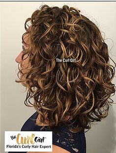 #thecurlgirl Florida's Curly Hair Expert™ custom sculpted curly hair cut styled with #Devacurl #ouid