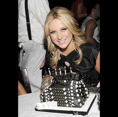 Stephanie Pratt's purse replica cake www.gimmesomesugarLV.com