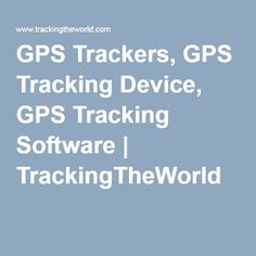 gps tracking software iphone 4