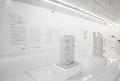 Exposição Sergio Camargo - Luz e Matéria