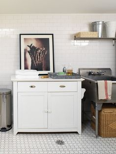 Vintage Laundry Design