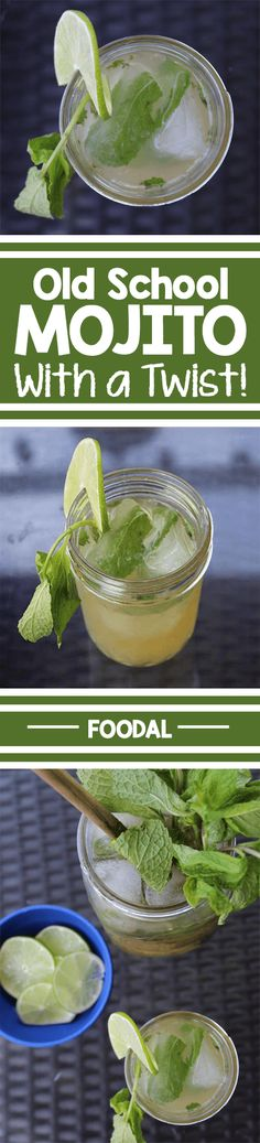 No matter how you mix it, we love a refreshing mojito. But sometimes the classic Cuban style is all you need to hit the spot. Hate it when your minty, delicious mojito becomes watery and unappealing on a hot day? Learn how to avoid this with one simple trick. If you want the perfect chilled cocktail that never gets watered down by ice, then give this method a try! http://foodal.com/drinks-2/alcoholic-beverages/mojito-mint-lime-ice-tea/