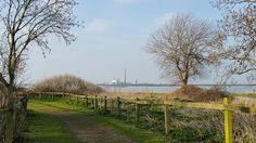 The bridleway Medway country park [shared]