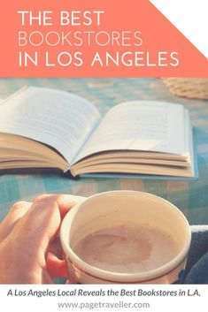 Shopping for books may not be the first thing that pops into your head when you think about visiting Los Angeles, but you may be surprised. In this guide to LA's beautiful bookstores, a local Angeleno reveals the best used bookstores in Los Angeles, from children's books to travel tomes, to independent bookstores that have become LA literary institutions, such as the iconic The Last Bookstore. #losangeles #LA #book #books #bookstore #bookstores #bookstagram #booklover #bookaddict #california