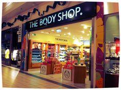 The Body Shop w CH Janki  autor: Ilona Jurczak