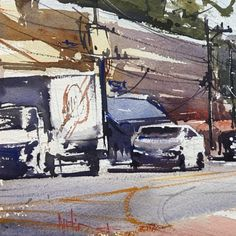 Vila-Boim. São Paulo. #watercolor #aquarela #sketchs #vilaboim #saopaulo #urbansketch #urbansketchersbrasil