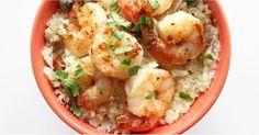 Healthy Shrimp and Grits | POPSUGAR Fitness