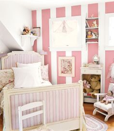 add fabric panels to your wooden beds to soften/coordinate with your decor
