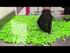#57 How to Make LIME ROCK Sticky Candy | Handmade Candy in Making Process Sticky Candy, Hard Candy, Lime, Rock, Fruit, Handmade, Limes, Hand Made, Skirt
