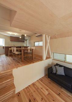 未読2107件 - Yahoo!メール Dream Home Design, Home Interior Design, House Design, Small Loft Apartments, Indian Bedroom Decor, Japanese House, Architecture Design, House Plans, Architectural Models