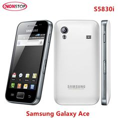 S5830i Original Samsung Galaxy Ace S5830 Cell Phone Android 5MP WIFI GPS Unlocked Mobile Phone Free Shipping  Price: 23.76 & FREE Shipping #computers #shopping #electronics #home #garden #LED #mobiles #rc #security #toys #bargain #coolstuff |#headphones #bluetooth #gifts #xmas #happybirthday #fun