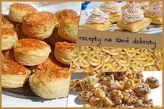Neviete sa rozhodnúť čo slané napiecť na sviatočný stôl.. Trochu vás budeme inšpirovať. Cereal, Muffins, Breakfast, Muffin, Morning Breakfast, Breakfast Cereal, Cupcake, Cupcake Cakes