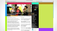 Le blogue des Incontournables au Conseils des arts de Montréal : une de nos soumissions pour les Prix Boomerang 2012.     #website #blog #curation #contentstrategy stratégie de contenu
