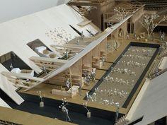 Conceptual Model Architecture, Museum Architecture, Wood Architecture, Concept Architecture, Arch Model, Architect Design, Apartment Design, School Design, Building A House