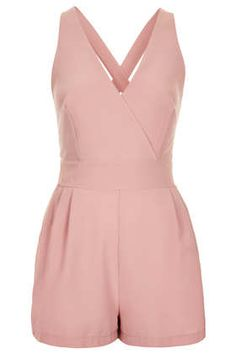 **Cross Back Playsuit by Love - New In This Week  - New In