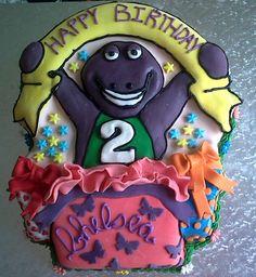 2D Barney