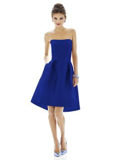 Alfred Sung Style D580 http://www.dessy.com/dresses/bridesmaid/d580/#.UurQIY7TlpU
