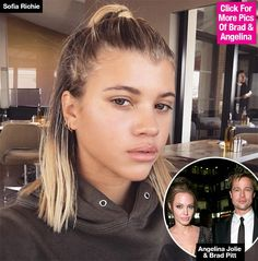 Sofia Richie Mourns Brangelina Divorce After Justin Bieber Split — 'We're All F***ed' Sofia Richie, No Makeup Movement, Pretty People, Beautiful People, Beautiful Women, My Beauty, Hair Beauty, Young Models, Messy Hairstyles