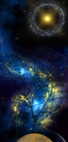 Sacred Flame - artist ~lilituu  #art #digital #mytumblr