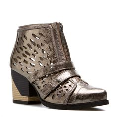 These would look fabulous with boot cut jeans or a flair skirt dress.