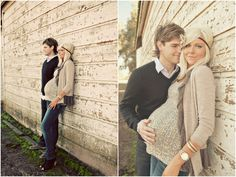 Maternity photo shoot.