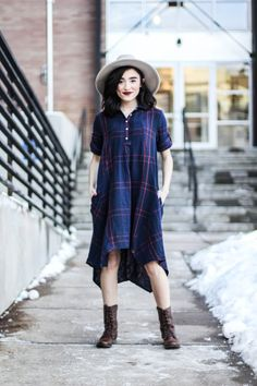50 Ways to Wear Plaid All Spring | StyleCaster