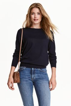 Джемпер из мериносовой шерсти | H&M