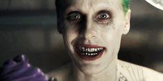 Suicide Squad Actress Says Jared Leto Joker is 'Mesmerizing' Joker Make-up, Harley Quinn Et Le Joker, Joaquin Phoenix, Jason Todd, Margot Robbie, Birds Of Prey, Storyboard, Joker Origin, Cultura Nerd