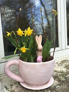 #deko  #Frühling #Ostern