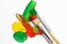 Acrylic Painting Techniques for Beginners | eHow.co.uk