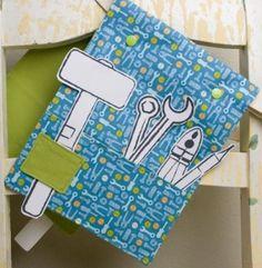 Werkzeuggürtel für Kinder - Schnittmuster und Nähanleitung via Makerist.de